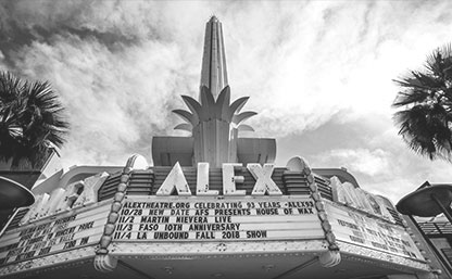 Glendale's Alex Theatre